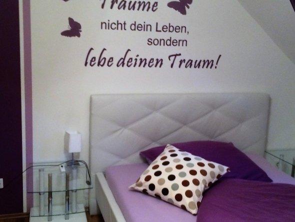 Schlafzimmer 'Zickenzimmer'