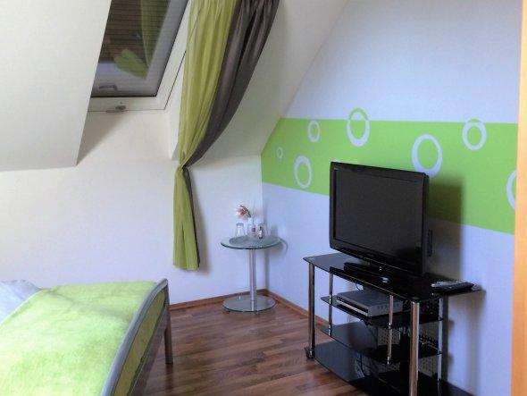 Schlafzimmer 'Jugendzimmer Rene'
