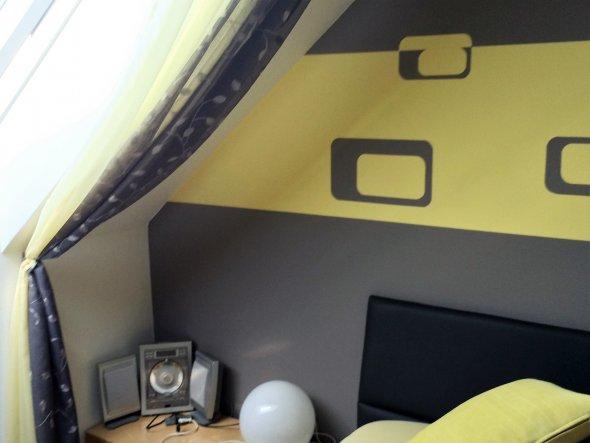 Schlafzimmer 'Jugendzimmer Patrick'
