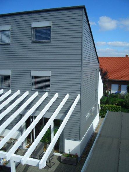 Hausfassade / Außenansichten 'Gesamtansicht'