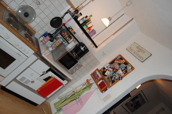Kleines Sammelsurium an Küchenutensilien :-)