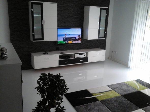 Wohnzimmer 'Wohnzimmer mit Glanz '