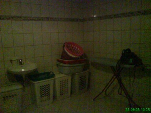 Arbeitszimmer / Büro 'Waschraum'