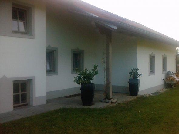 Hausfassade / Außenansichten 'Mein Haus'