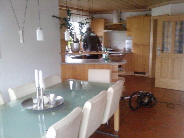 Wohnzimmer 'Wohn-und Esszimmer mit Küche'