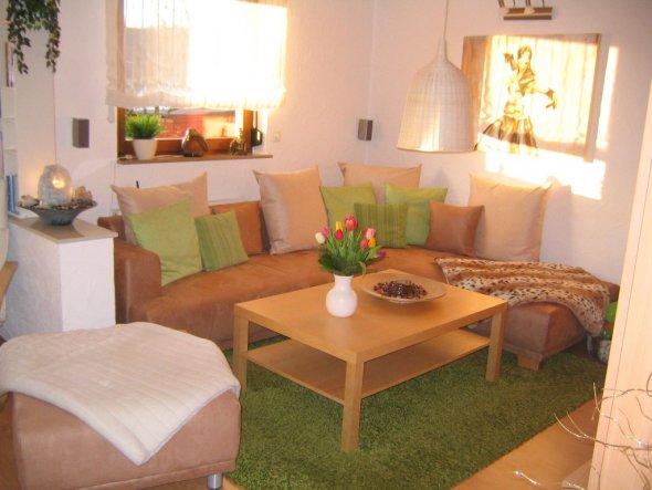 Wohnzimmer 'Mein kleines Reich ;-)'