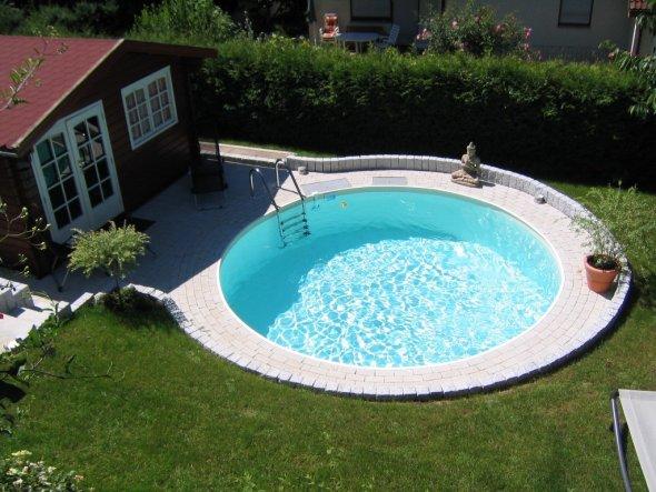 pool / schwimmbad 'garten' - mein domizil - zimmerschau, Garten Ideen