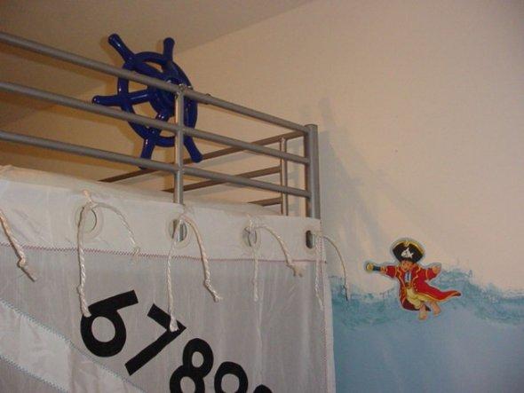 Kinderzimmer 39 piratenzimmer 39 mein domizil zimmerschau - Piratenzimmer deko ...