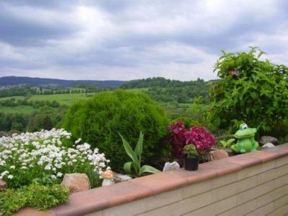 Terrasse / Balkon 'Aussicht'