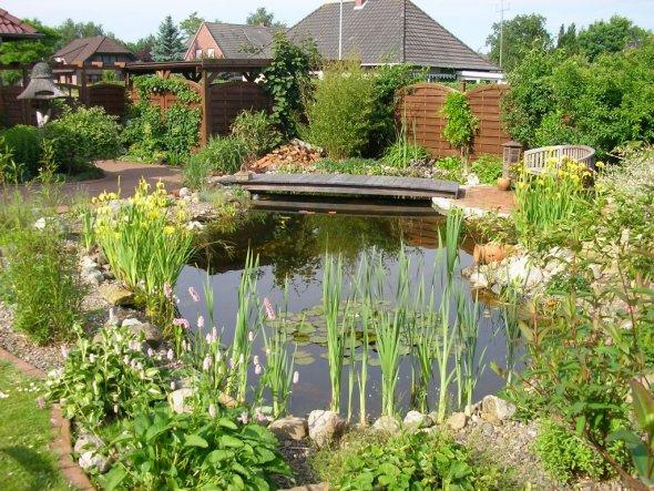 Garten 'Mein Teich'