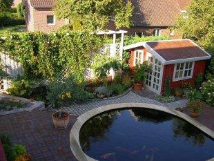 Garten 'Mein kleiner Stadtgarten'