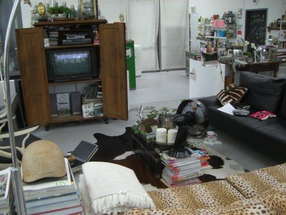 Wohnzimmer 'Wohnraum'
