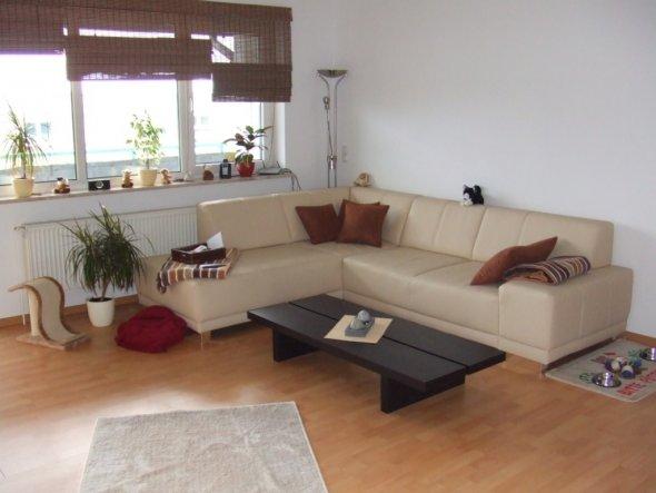 Wohnzimmer \'Wohnzimmer Vorher+Nachher\' - Alte Wohnung - Zimmerschau