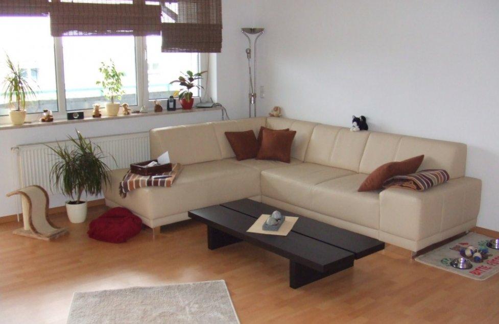 Wohnzimmer Vorher+Nachher von Kira