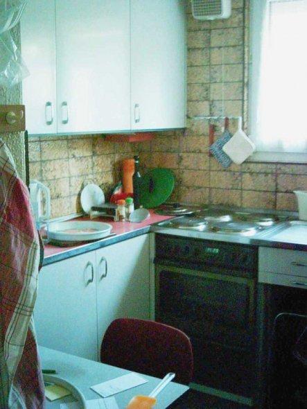 Küche 'Küche vorher'