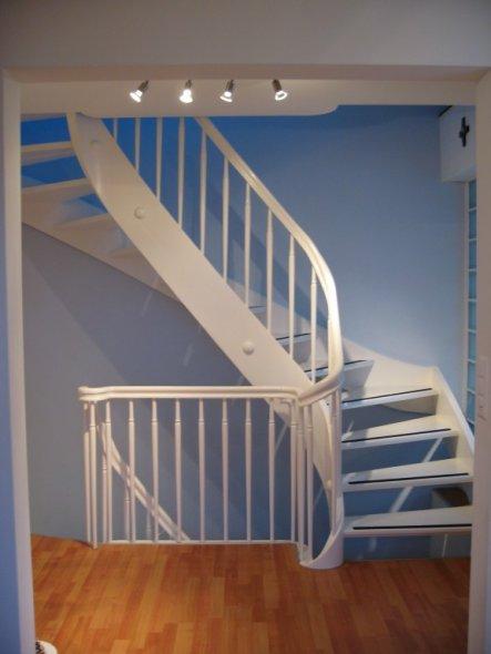 Flur/Diele 'Diele mit Treppe'