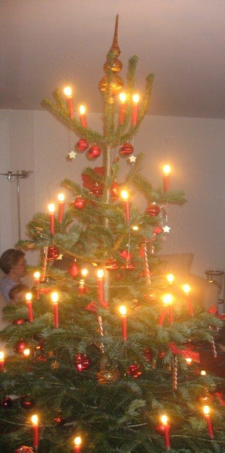 Weihnachtsdeko 'Weihnachten 08'