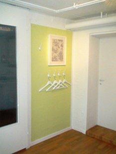 Vorraum und Gäste WC