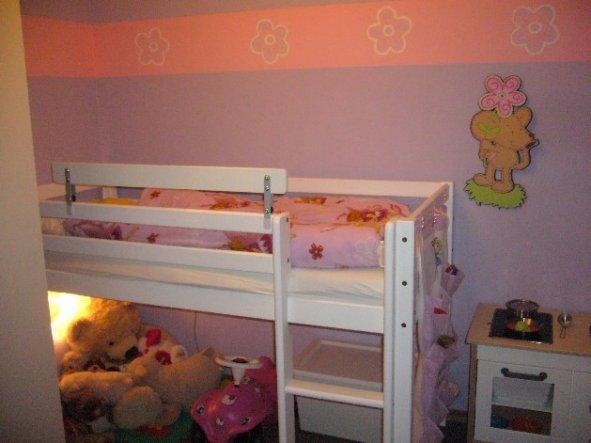 Kinderzimmer 'Lillebie Mädchenzimmer'