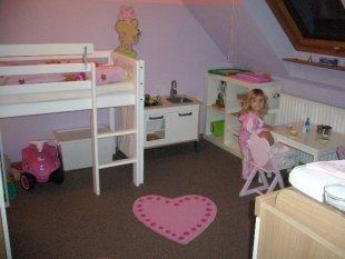 Lillebie Mädchenzimmer