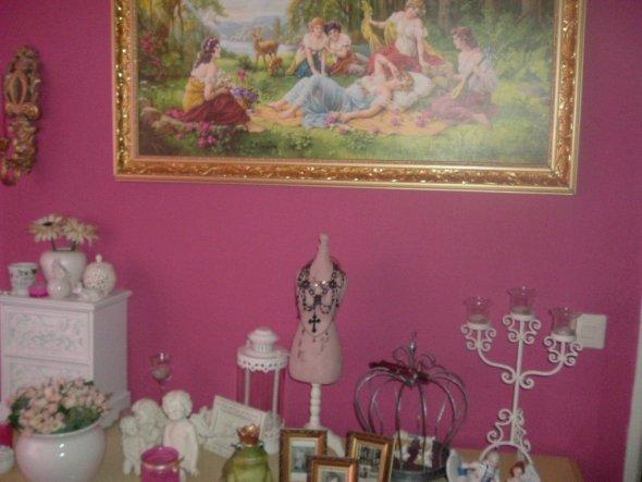 Wohnzimmer 'Mein Schloss'