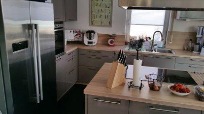 'Küche' von Riddick