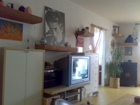 wohnzimmer mein neues zuhause von mellimuc 3363 zimmerschau. Black Bedroom Furniture Sets. Home Design Ideas