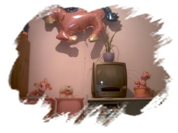 Kinderzimmer 'Kimberly´s Reich'