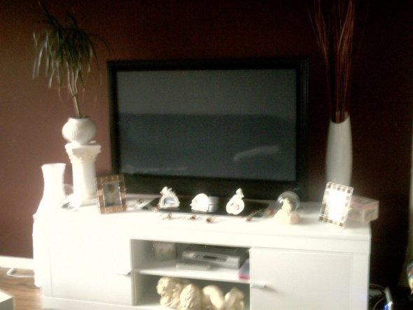 Wohnzimmer 'Schwarz weiß' - Mein Domizil - Zimmerschau