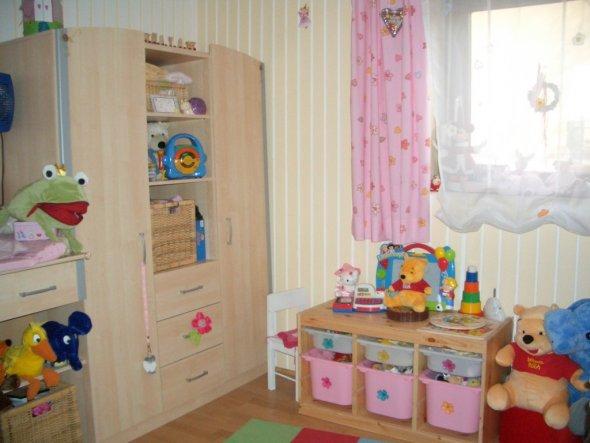 Kinderzimmer 'Maya´s Reich'