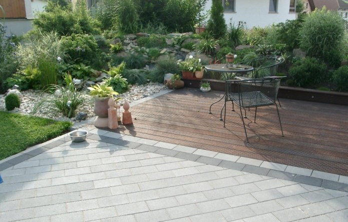 Terrasse / Balkon 'Terrasse '