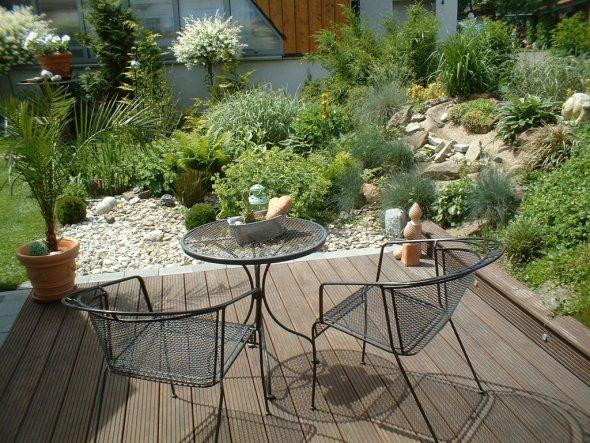 Garten 'Sonnendeck....'