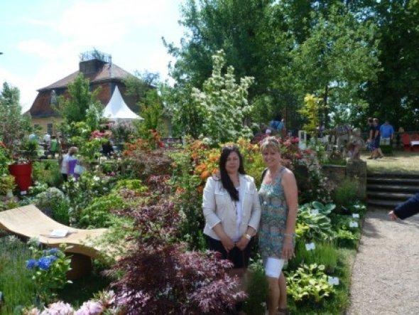 Garten 'Mini-Treffen'