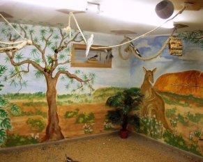 Outback - Vogelzimmer