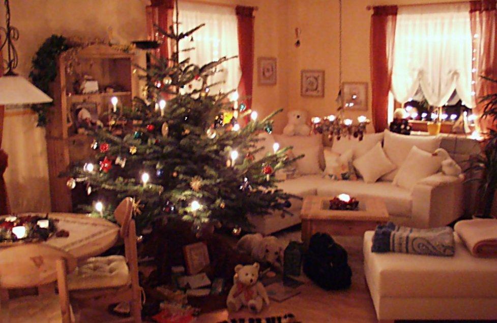 Wohnzimmer 2003 von RotTigerchen