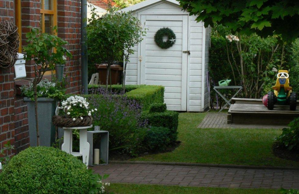 Der Garten von Scullery