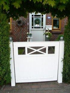 Hausfassade / Außenansichten 'Die Haustür'