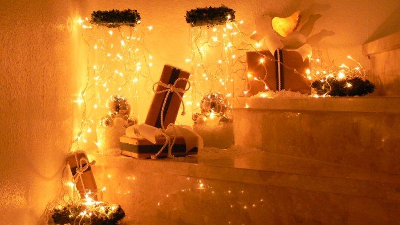 Weihnachtsdeko 'Weihnachtsdekoration'