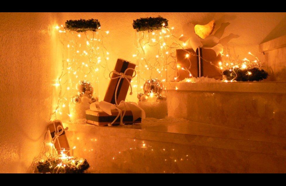 Weihnachtsdekoration von Scullery