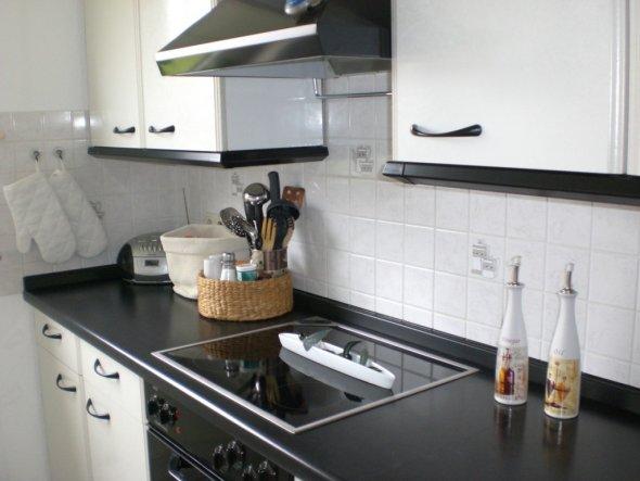 Küche 'Black&White'