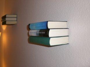 Tipp & Trick 'schwebendes Bücherregal'