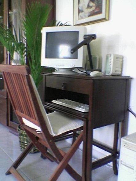 Arbeitszimmer / Büro 'mein arbeit ecke'