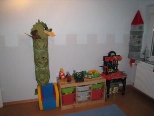 Kinderzimmer Luca