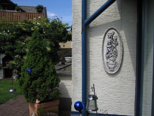 Garten 'Rosengarten 2008!'