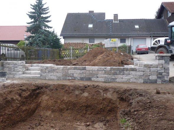 Garten 'Garten Umbau'