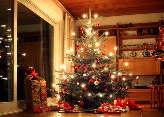 Weihnachten bei Mama und Papa 1994
