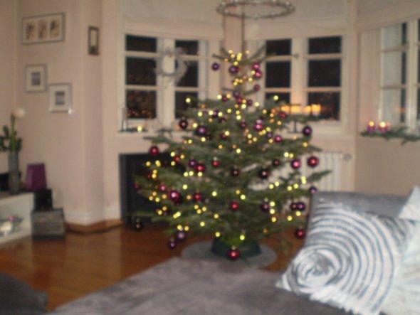 Weihnachtsdeko 'Weihnachtsbaum 2008'
