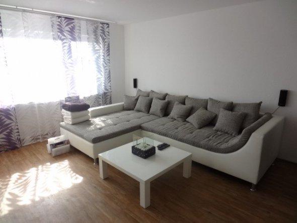 wohnzimmer 39 wohnoase 39 unsere erste gemeinsame wohnung el4ik1989 zimmerschau. Black Bedroom Furniture Sets. Home Design Ideas