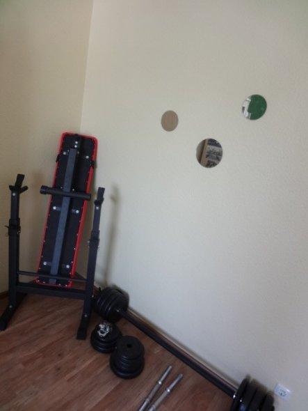 Arbeitszimmer / Büro 'Gästezimmer'
