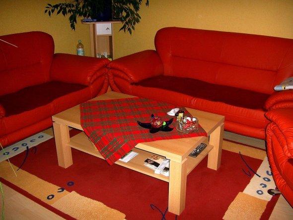 Wohnzimmer 'Unsere Wohnstube'